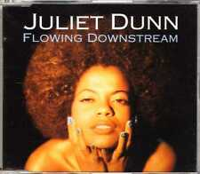 Juliet Dunn - Flowing Downstream - CDM - 1994 - House Funk 3TR Airplay Records