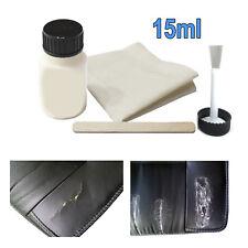 Cuero líquido + pincel + tela para asiento de cuero Citroen Ford Fiat Honda Kia