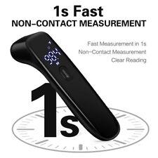 D Infrarot LCD Fieberthermometer Oberflächenmessgerät kontaktlos Baby Erwachsene