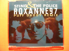 Sting & the Police Roxanne/97-Puff Daddy REMIX-CD MAXI