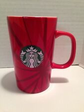 Starbucks 2014 Christmas Blend Limited Edition 30th Anniversary Red Mug