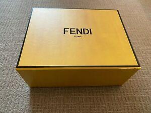 Medium Fendi Handbag Box + Dustbag