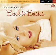 Christina Aguilera - Back to Basics [New CD] Bonus CD