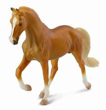 TENNESSEE WALKING HORSE PALOMINO STALLION - Horse Model by CollectA 88449 *New*