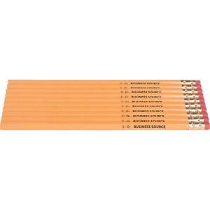 Wood Case Pencils #2, 12 each