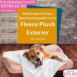 Dog Bed Pets Heavy Duty Cat Mat Pad Cushion Mattress S M L Free Shipping