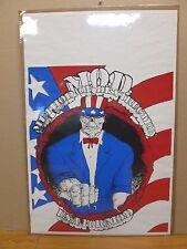 Vintage M.O.D Method of Destruction original poster  11447