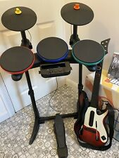 Band Hero With Beatles Rockband - Nintendo Wii Computer Games Console