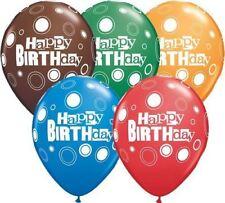 Globos de látex de fiesta de cumpleaños infantil