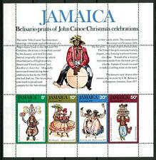 JAMAICA - BF - 1975 - Natale. Costumi di festa