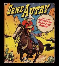 GENE AUTRY AND THE MYSTERY OF PAINT ROCK CANYON  #1425