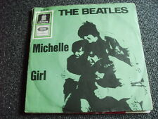 The BEATLES-Michelle 7 Ps-Made in Germany