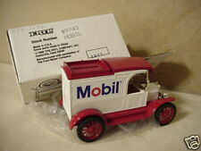 MOBIL #2 MOTOR OIL TRANSPORT 1913 MODEL T  ERTL STOCK# 9743