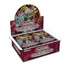 Yugioh Legendary Duelists 1st Edition Rage of Ra Booster Box Factory Sealed