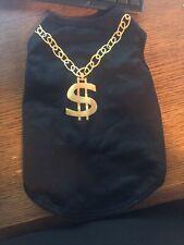 New listing Cat Dog Shirt Hip Hop costume Small
