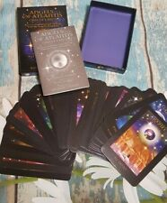 Angels of Atlantis Oracle Cards: Exc Cond. Free P&P