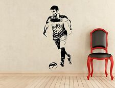 Neymar Wall Decal Barcelona Football Player Vinyl Sticker Decor Mural (471n)