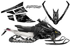 Arctic Cat F Series Sled Wrap Snowmobile Graphics Kit Sticker Decals NIGHTWOLF S