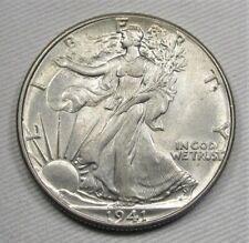 1941-P Walking Liberty Half Dollar CH UNC Coin AE717