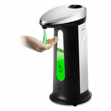 Automatic Liquid Soap Dispenser Touchless IR Sensor Hands Free Hands washing NEW