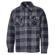 Dickies Thermohemd Portland - Holzfällerhemd - Farbe Blau/Grau - NEU - SH5000