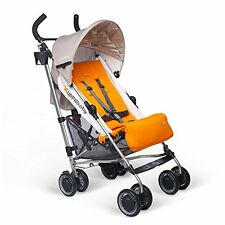 2013 UPPAbaby G-Luxe Stroller in Ani Orange - OPENED BOX - UNUSED