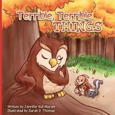 Terrible, Terrible Things (Paperback or Softback)