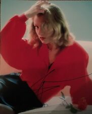 Isabelle Huppert Signed 10x8 Photo - French Actress
