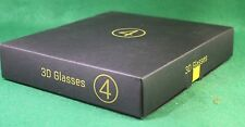 4 pack sealed  Samsung 3D glasses SSG -4100GB with batteries -Free shipping