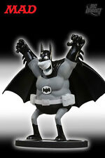 Batman Black and White Statue Sergio Aragones MAD NEW SEALED
