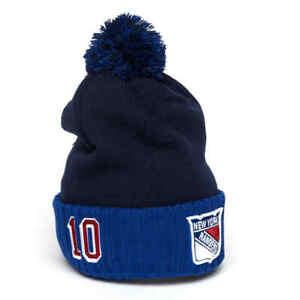 New York Rangers Artemi Panarin number 10 №10 hat cap NHL hockey club #10