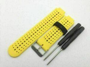 Sport Silicone Watch Band Straps For Garmin Forerunner 235/630/230 GPS Run Watch