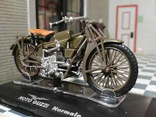 1:24 Maquette Moto Guzzi Normale 1921 vélo Moto Moulage sous pression G LGB