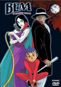 Bem - Il Mostro Umano - Serie Completa [9 Dvd] DYNIT