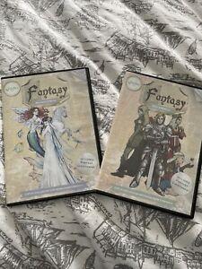 Craft Artist Digikit DaisyTrail Fantasy Elves & Medieval, Mermaids & Fairies Cds