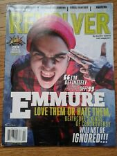 Emmure Revolver Magazine April / May 2014