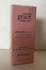 NEW! PHILOSOPHY AMAZING GRACE BALLET ROSE EAU DE TOILETTE SPRAY FRAGRANCE 15ML