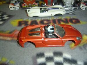 1/32 CARRERA Red PORSCHE convertible  body only-used