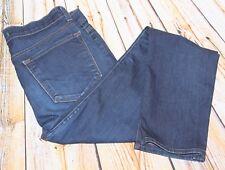 "J Brand Pure Skinny Women Jeans Sz 29 Pure Dark Wash 826C032 Hemmed 27"" inseam"