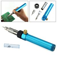 Mini Gas Blow Torch Soldering Solder Iron Gun Butane Cordless Welding Pen Tool