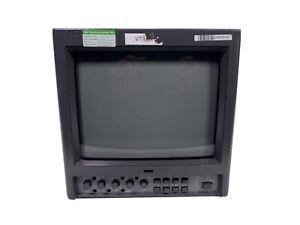 JVC TM-1050PND Monitor With SDI, CRT Gaming Broadcast Monitor