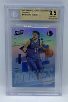 2018 19 Panini National Convention RC Luka Doncic #44/299 BGS 9.5 GEM MINT POP 4
