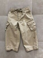 Gap Baby Boy Beige Cargo Pants Size 18-24 Month