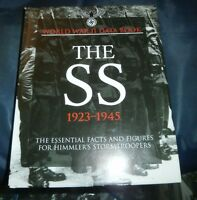 SS DATABOOK: 1923-45: The Essential Facts and Figures for Himmler's Stormtrooper
