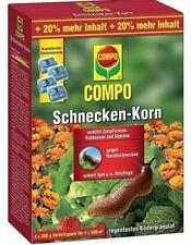 (€ 9,38/kg) 1,2 kg Compo Schneckenkorn Vorteilspack 4 x 300 g