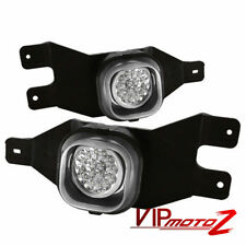 For 99-04 Ford F250/F350 Super Duty SD Super Bright White LED Fog Light Lamp Kit
