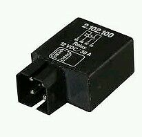 Volvo 240 Cooling fan fuel pump Radio Noise Suppression Relay