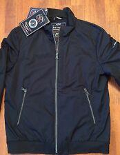 PAUL & SHARK Homme Woven Jacket Taille L, Bnwt