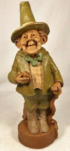 BLARNEY-R 1983 Tom Clark Gnome~Cairn Item 1004~Ed #97~Hand Signed~Story Included