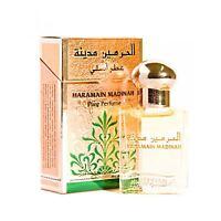 Madinah by Al Haramain Fusion Floral Fruity Musky Perfume Oil Attar Ittar 15ml